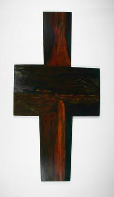 James Ross; Figure/Night/Memory, August 1986; 1986; 1986/22/1