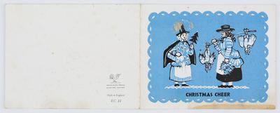 Helen Bryce; Cocklands Press; Christmas Cheer.; A2015/1/190