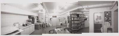 Sarjeant Gallery basement