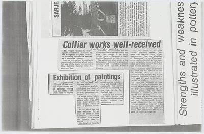 Wanganui Herald; Edith Collier newspaper cuttings; 21 Jul 1980; A2015/1/407