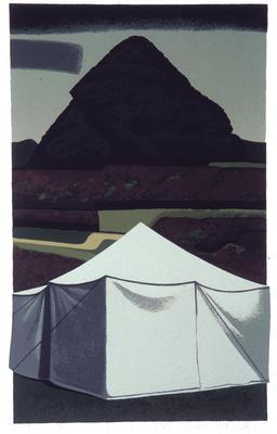 Pyramid & Tent Victory Beach