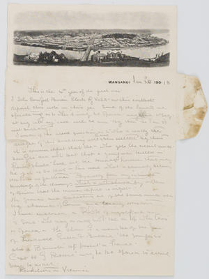 Time Capsule Letter