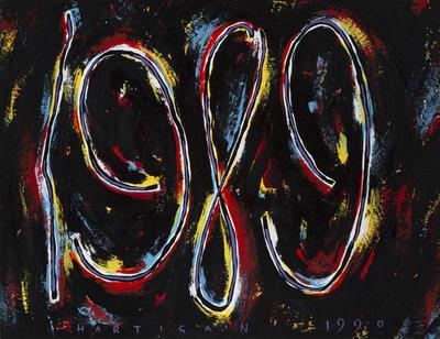 Paul Hartigan; The Decade Past (1989); 1990; 1993/10/10