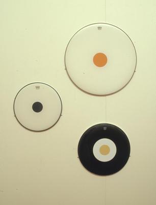 Julian Dashper; Untitled; 1994; 1995/27/1.A-C