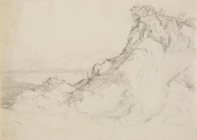 Vivian Smith; Untitled (Unidentified landscape); Unknown; 1988/27/568