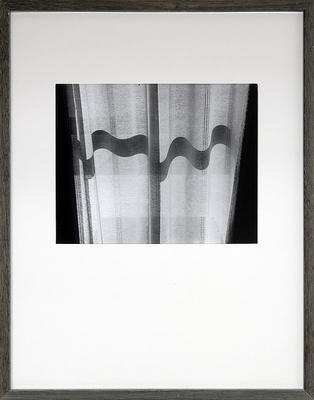 Richard Wotton; Motel Curtains, Wellington 1980; 1980; 1982/37/7