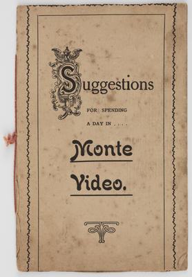 Unknown; Montevideo brochure; Unknown; A2015/1/500