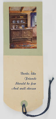 Unknown; Bookmark; Unknown; A2015/1/508
