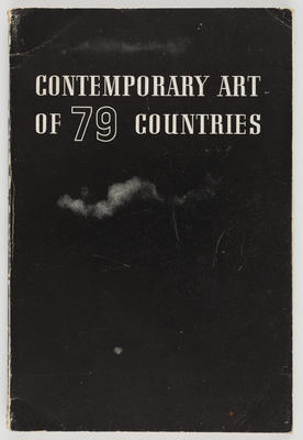 Unknown; Contemporary Art of 79 Countries publication; 1939; A2015/1/526