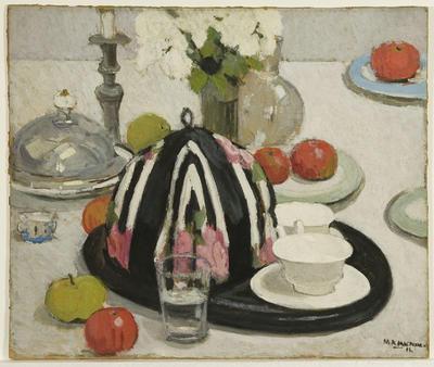 Margaret Preston; Untitled (Still Life); 1916; 1983/19/3