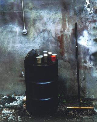 Drum and Broom, Wanganui 1982