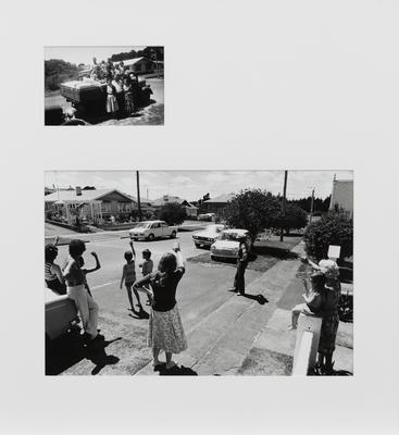 Rata St, Gonville, Wanganui. Summer 1951/1977