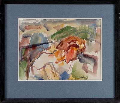 Toss Woollaston; Fiona Buchan; 1963; 1985/1/2