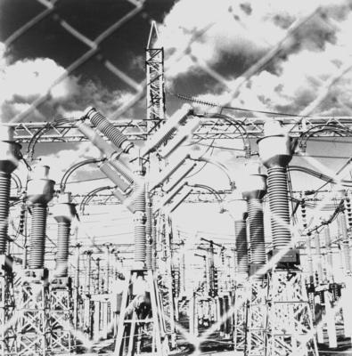 Peter Peryer; Otara Substation; 1985; 1985/7/5