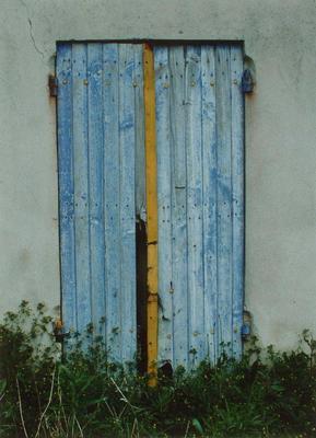 Blue Door, France 1984