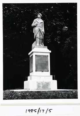 War Memorial, Nerac, France 1984