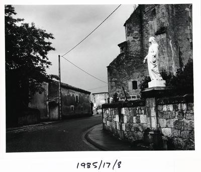 Religious Statue, Fregimont, France 84