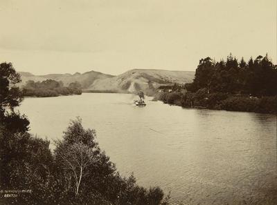 Frank Denton; Wanganui River; Circa 1920s; 1993/1/1