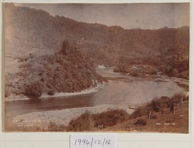 W H T Partington; Pipiriki 58 miles; 1902; 1994/12/18