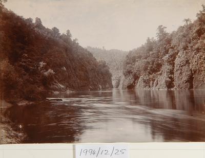 W H T Partington; Whanganui River; 1994/12/25