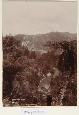 Whangaehu River