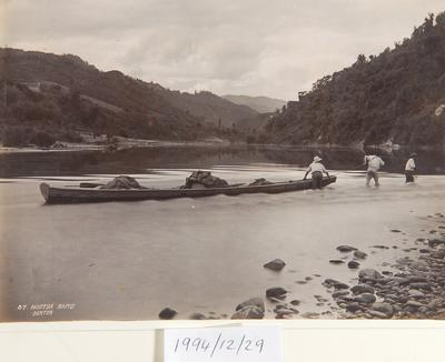 Frank Denton; Moutoa Rapid; Circa 1889-1963; 1994/12/29