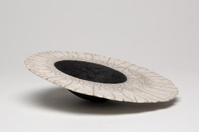 Flanged bowl (1981 period)