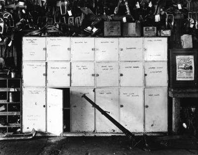 Type, Meteor Printers, Wanganui, 1985
