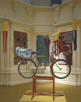 Don Driver; Bicycles Installation; 1986; 1987/21/1
