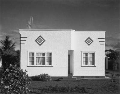 Stucco, Wanganui 1986