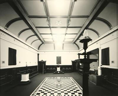 Interior #1, Lodge Whanganui, Bell Street, Wanganui
