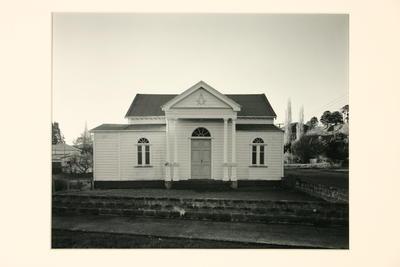 Lodge, Hunterville