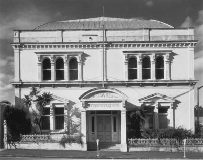 Old Cosmopolitan Club Building