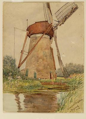 Edward Noel Barraud; Zeideniselschedyk, Holland; Circa 1877-1920; L1940/6/6