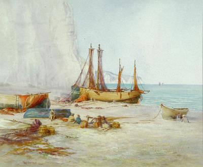 Fishermen 1920