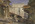 Il Mercato Vecchio, Florence (on frame, verso)