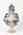 Dresden Meissen Snowball Vase