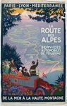 La Route des Alpes - services automobiles de tourisme
