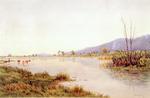 River Scene, Otaki