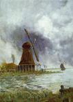 A Zaandyke Mill