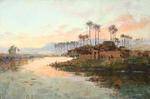 The Sacred Lake of Karnak