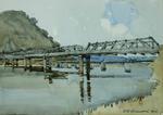 The Two Bridges, Greymouth