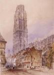 La Tour de Beurre Rouen