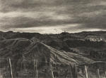 """Mnt Ruapehu from Bells Junction (""""25 years ago')"""