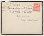 [Letter, Amy Smith to Vivian Smith]