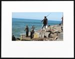 Untitled (men fishing)