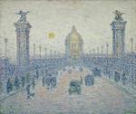 The Invalides Bridge, Paris
