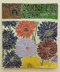 Cornflowers (from the 'Seed Packet' series)
