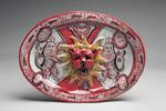 Red Lion platter