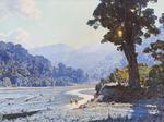 Landscape (Orongorono Valley, Wainuiomata)